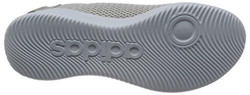 adidas CF Refresh Mid, Scarpe da Fitness Uomo grigio (Griuno / Ftwbla / Gridos)