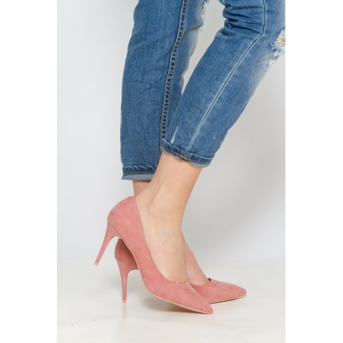 Princesse boutique - Escarpins rose Rose