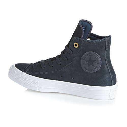 Converse Chuck Taylor All Star Ii High Femme Baskets Mode Gris Gris