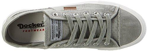 Dockers by Gerli 40dn001-790850, Baskets Basses Homme Beige (Khaki 850)