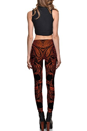 YACUN Les Femmes Pour Le Sport Le Yoga Jambières Un Maigre Cheville Pantalons golden