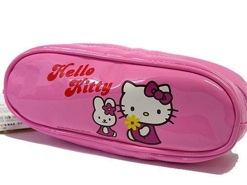 Hello Kitty estuche funda rosa enamel de primavera