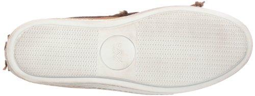 Sax 12113, Chaussures à lacets homme Teak (Bufalo teck)