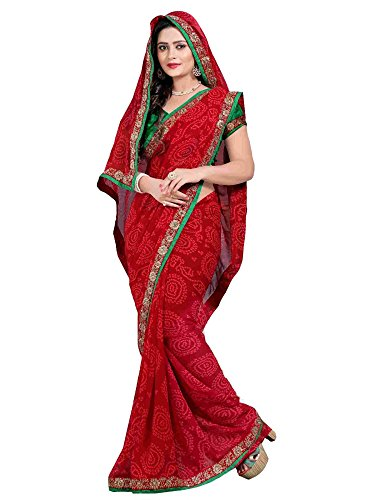 Nirjas Designer Women\'s Clothing Kanjivaram Saree Latest Party Wear Design Free Size Saree With Blouse Piece(Sarees for women latest design sarees new collection 2018 sarees below 1000 rupees sarees