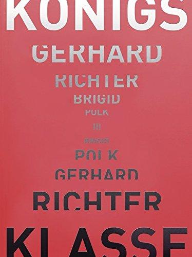 Gerhard Richter : brigid polk par Sabine Knust