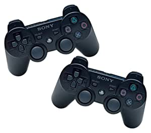 Sony SIXAXIS Controller Twin Pack (PS3)