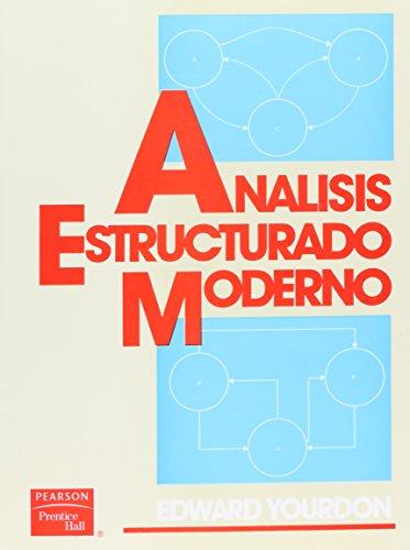 Analisis Estructurado Moderno Yourdon por Edward Yourdon