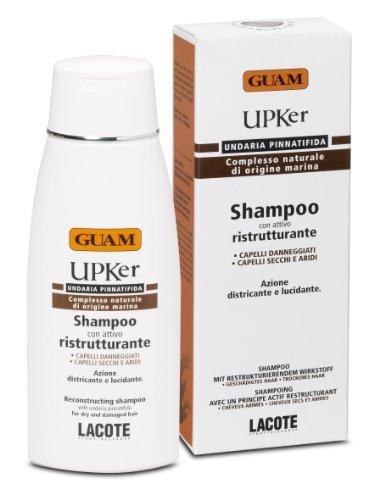 Guam Upker Shampoo per capelli asciutti e doppie punte 200ml