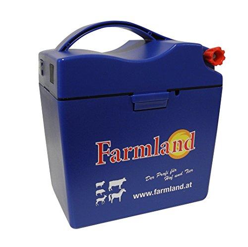 *Weidezaungerät / Elektrozaungerät SMARTPROFI B200 – 9V Elektrozaungerät für Pferd, Rind, Hund und Katze – Made by horizont*