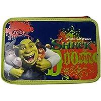 1c19568d98 PREZIOSI Astuccio Shrek 3 Zip pensil Case Verde con Stampa Sherek