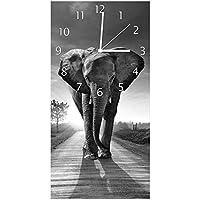 Wanduhr Elefanten M1