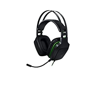 Razer Electra V2 Gaming Headset (mit 7.1 Surround Sound, abnehmbaren Mikrofon, kompatibel mit PC, PS4, Xbox One, Switch…