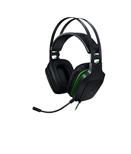 Razer Electra V2 Cuffie da Gioco con Suono Surround 7.1, Microfono Staccabile, Compatibile con PC, PS4, Xbox One, Switch e Dispositivi Mobili