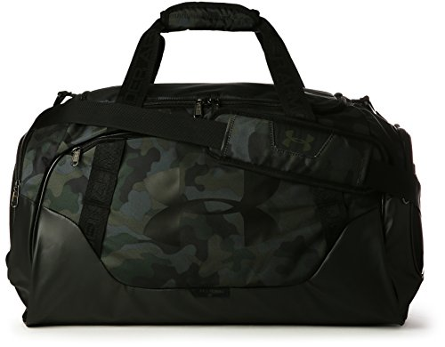 Under Armour UA Undeniable Duffle 3.0 MD Bolsa, Negro, S