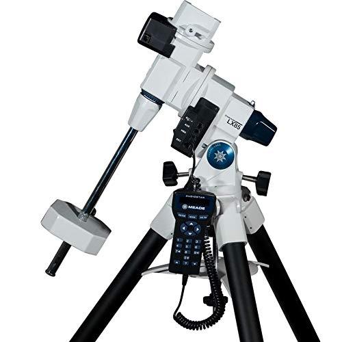 Montura Ecuatorial Meade LX85 Goto Controlador Manual
