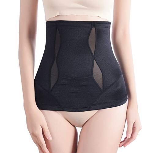 LEVEL GREAT Postpartale Speicher Metall Waistband atmungsaktive Taille Fan High Waist Frauen-Körper-Shaping Gürtel -