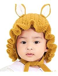 fish Neonato Bambino Bambini Ragazze dell orecchio Beanie Infantile Ragazzi  Inverno Elastico del Gatto del Beanie… 8279c802d820