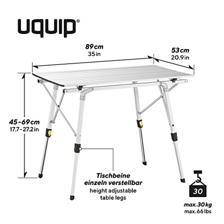 En Table Pliante M Uquip Personnes89x53cmHauteur Réglable Aluminium 4 Pour Variety orxBdCe