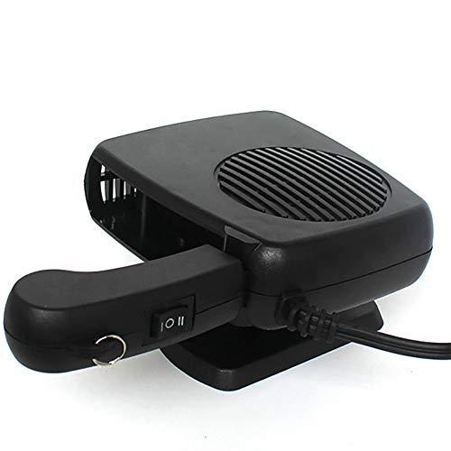 AWAKMER Dégivreur Ventilateur de Chauffage de Voiture Désembuage 12v 24v pour Chauffage à dégivrage Rapide