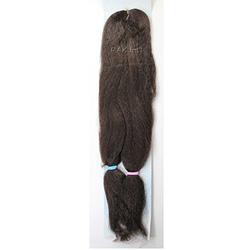 121,9 cm (120 cm) 60 grammes Super Jumbo tresse 100% fibre synthétique Kanekalon cheveux tresser DreadLock tissage Extension