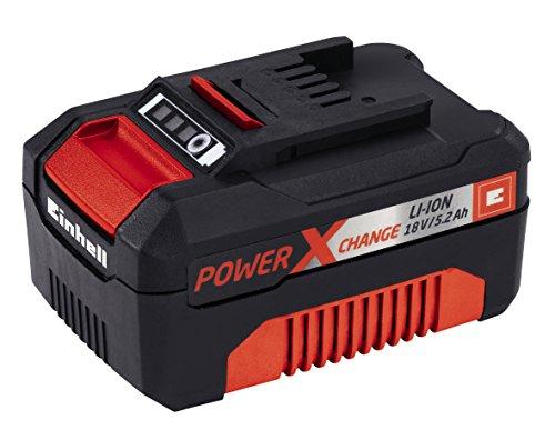 Preisvergleich Produktbild Einhell System Akku Power X-Change (Lithium Ionen Akku, 18 V, 5,2 Ah, passend für alle Power X-Change Geräte)