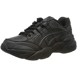 ASICS Gel-BND GS, Sneakers Basses Mixte Enfant, Noir (Black 1024a040-001), 39.5 EU