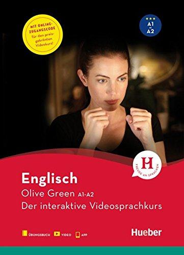 Englisch Olive Green A1-A2: Der interaktive Videosprachkurs/Paket