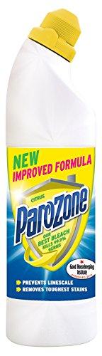 Parozone Citrus Strongest Bleach 750 Ml Pack Of 12