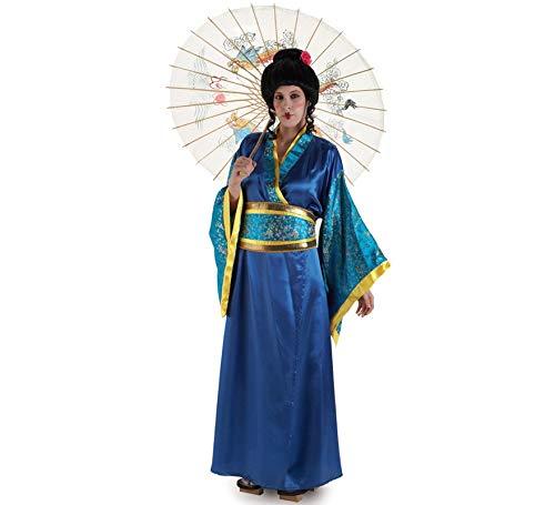 Déguisement de Geisha Bleue pour femmes
