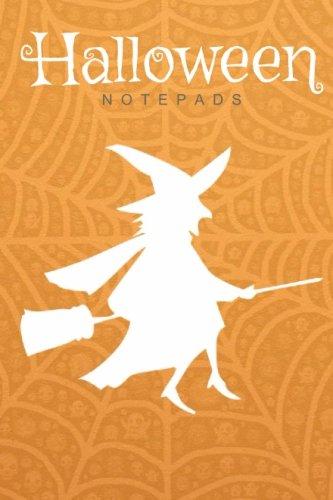 2: Halloween Notepad: Halloween Gifts 4
