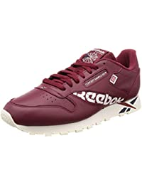 9f67b0a48fc Amazon.fr   Reebok Classic Leather - 42.5   Chaussures homme ...