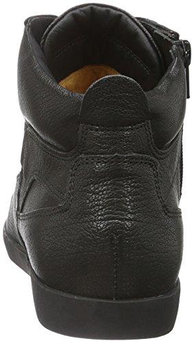 Think! Seas, Baskets Basses Femme Noir - Noir (00)