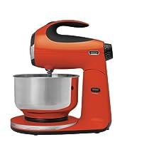 Tangerine Orange : Sunbeam FPSBSM210T Heritage Series 350-Watt Stand Mixer, Tangerine Orange