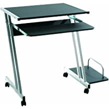 Disponible en Diferentes Colores Blanco | No. 401062 TecTake Mesa de Ordenador de Escritorio Juvenil Estudiante PC Trabajo Muebles