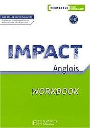 Anglais Tle séries technologiques Impact : Workbook