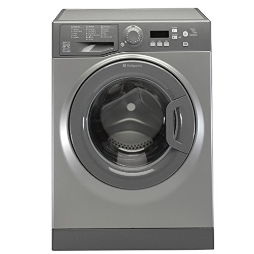Hotpoint WMBF742G Washing Machine 7kg Graphite
