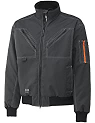 Helly Hansen Workwear 34-076211-970-3XL - Chaqueta de seguridad (3XL), gris