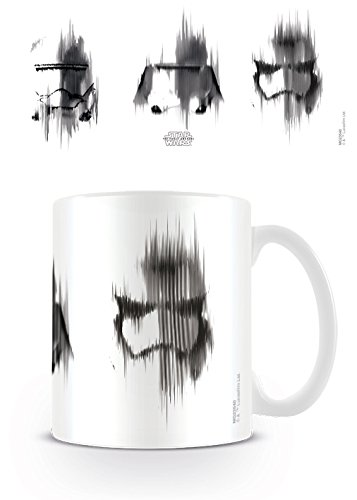 Star Wars 7 - Mug Helmet Lines, 320 ML