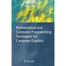 Mathematical and Computer Programming Techniques f