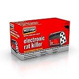 Rc Ocio Trampa eléctrica para Ratas/Ratones Interior y Exterior trampas electrónicas 100% eficaz