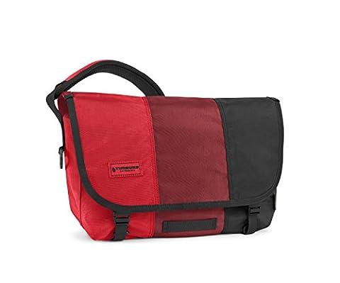 Timbuk2 Classic Messenger Bag - Medium - Crimson/Red Devil/Black