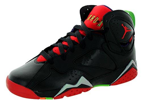 Nike, Sneaker bambini 38.0 Multicolore (Negro / Rojo / Gris (Blck / Unvrsty Rd-Grn Pls-Cl Gry))