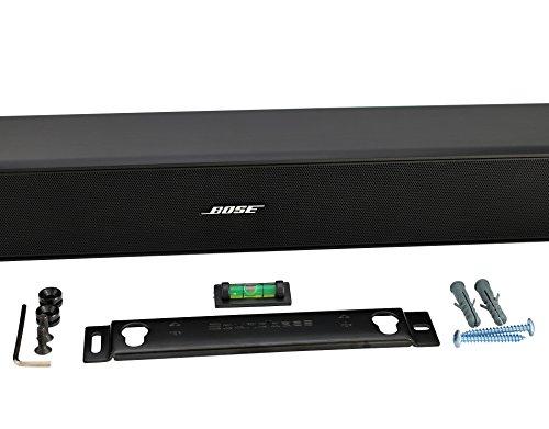 Solo 5 Wandhalterung Kit mit Montagezubehör für Bose Solo 5Soundbar, CineMate 120 oder SoundTouch 120, entworfen in Großbritannien von soundbass