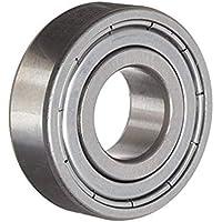 Raja Rubbers 6204-2Z Deep Groove Ball Bearing (Pack Of 10) Inner diameter: 20 mm, Outer diameter: 47 mm, Thickness: 14…