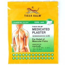 TIGER BALM - PATCH FROID Baume du Tigre X2