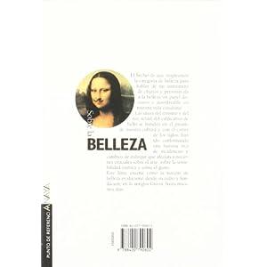 Sobre la belleza (Libros Para Jóvenes - Punto De Referencia)