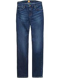 0f99f6534f3 Hugo Boss - Jeans - Homme Bleu Bleu - Bleu - Bleu - moyen