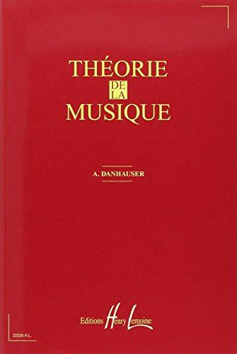 Théorie de la musique par Adolphe Danhauser