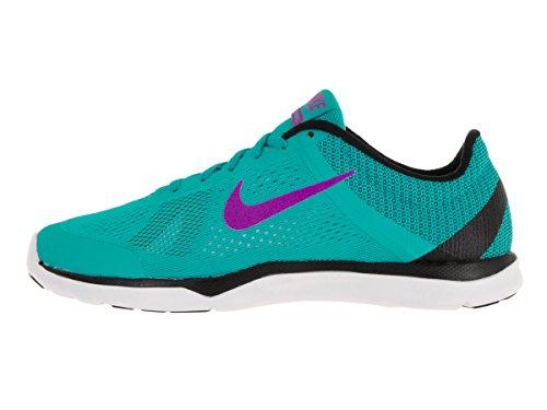 Nike Damen Wmns Season Tr 5 Turnschuhe Azul (Gmm Blue / Hypr Vlt-Blk-Glcr Bl)