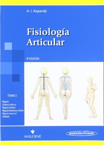 Fisiologia Articular / Articular Physiology: Dibujos comentados de mecanica humana. Tronco y Raquis / Commented drawings of mechanical human. Trunk and Spine: 3